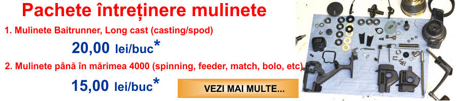 intretinere mulinete