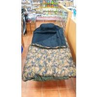 CDE - Sac de dormit Camuflaj - 5 sezoane 205x100 cm