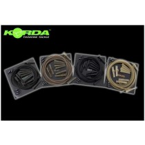 Korda - Lead Clip Action Pack GRAVEL