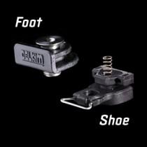 Delkim - D-Lok Quick release system - Foot Only (doar talpa)