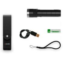 Led Lenser Lanterna MT10 1000LM + Acum. + USB + Husa