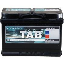 Baterie semitractiune 12V 55Ah (C5) – TAB Motion 55 AGM
