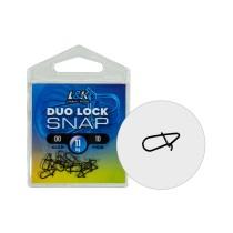 Agrafa Rapida Energoteam L&K Duo Lock Snap (No. 000; 00; 0; 1; 2)
