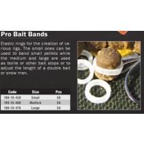K-KARP Pro Bait Bands *M* inel siliconic pt boiles sau pelete