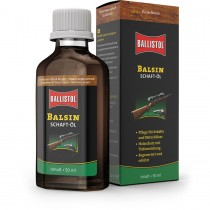 BALLISTOL FLACON ULEI LEMN MARO INCHIS BALSIN 50ML