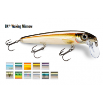 Vobler Rapala BX® Walking Minnow - Balsa Extreme Walking Minnow