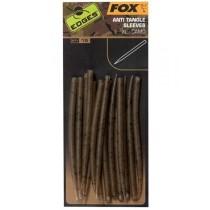 Anti Tangle Fox Edges Sleeves Camo, XL, 15buc/plic