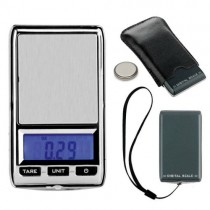 Cantar Electronic Digital Mini cu husa 0,01g - 500 gr