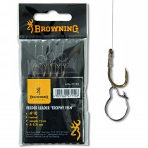 Browning Carlige Legate Feeder Leader Trophy Fish
