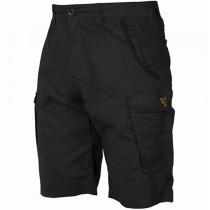 Pantaloni Scurti Fox Collection Black/Orange Combats Shorts (Mar. S; M; L; XL 2XL; 3XL)