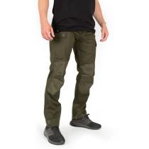 Pantaloni Lungi Fox Collection Green Trouser Un-Lined HD