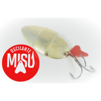 Oscilanta Misu - Dublu Dolingher (Argintata) 13gr / 7,0cm