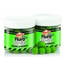 Dynamite Baits - Musel & Anchovy Fluro Pop-up - 20mm