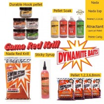 Gama Red Krill Dynamite Baits
