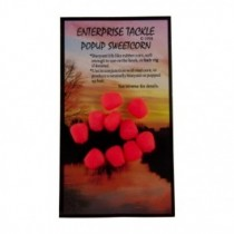 Enterprise Tackle - Pop-Up Sweetcorn Fluoro Red