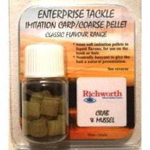 Enterprise Tackle - Richworth Crab & Scoica 6mm (Pelete)