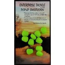 Enterprise Tackle - Porumb Flotant (Verde Fluorescent)