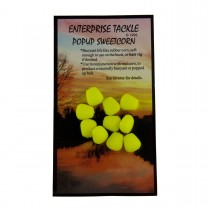 Enterprise Tackle - Pop-Up Sweetcorn Fluoro Yellow