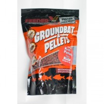 FEEDER X PELLETS KRILL 4MM - 800GR.