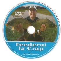 DVD - Feederul La Crap (cu Adrian Petrisor)