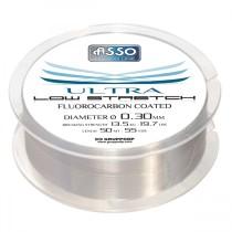 Asso Fir Ultra Low 150 mt. Stretch Smoke(0.12 ~ 0.26 mm)