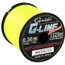 Gamakatsu Fir Mono G-line Element Yellow 0,40mm/770mt - 11kg