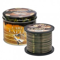 Carp Expert Fir Mono Camou 1000mt 0,40mm/18,7kg