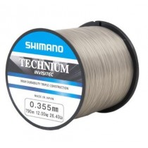 Fir Shimano Technium Invisitec 2950mt - 0,18/3,30kg