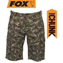 Fox Pantalon Scurt Camuflaj Maro (bermude) - (Marimi: S ~ 3XL)