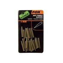 Fox Edges Tub Antitangle (anti incurcare) Micro Trans Kaki (25buc)