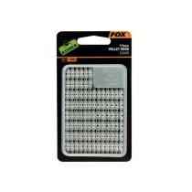 Fox Edges Opritori Pelete Transparente - 11mm