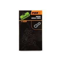 Fox Edges Micro Agrafa Rapida - Micro Speed Links (20buc)