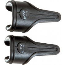 Fox Clips Pentru Fir Power Grip Albe Mici (3 buc)