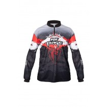 Fox Rage Bluza cu Maneca Lunga Performance Top