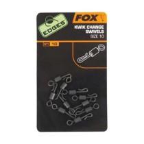 Fox Edges Vartej Rapid Mat - Nr.10 (10 buc)