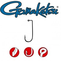 Gamakatsu - Carlig pt. Jig 22 NKL - nelestat 1/0 - 10buc