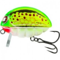 Salmo Vobler Bass Bug GRB (Glow Bug)