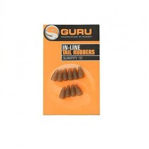 Guru - Spare Tail Rubbers IN-LINE