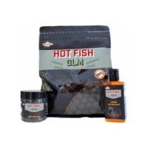 Dynamite Baits Boilies 15 mm/1 kg. Hot Fish & Glm