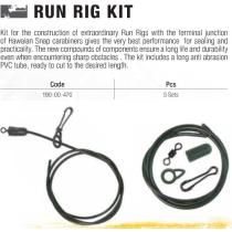 K-Karp Run Rig KIT - 5buc/cutie