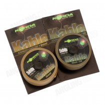 Fir Leadcore Korda KABLE Gravel 7mt - 22,67kg