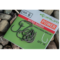 Power Micro Barbed nr. 06