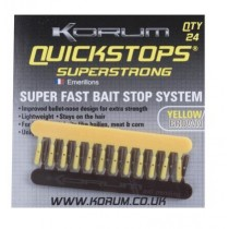 Korum Quick Stop Yellow/Brown