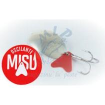 Oscilanta Misu - Zack Misu (Argintata) 18gr / 6,5cm