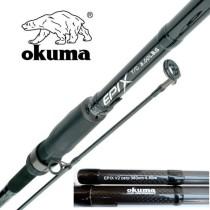 Lanseta Okuma Epix V2 3.60 mt/2 buc/3.0 lbs