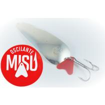 Oscilanta Misu - Para Romaneasca (Argintata) 16gr / 9cm