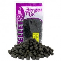 Benzar Mix Pelete Black Halibut de 10, 12 si 16mm