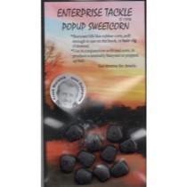 Enterprise Tackle - Porumb Flotant Seafood (Negru)