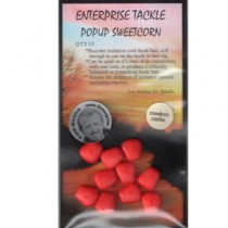 Enterprise Tackle - Sweetcorn Red Strawberry Pop Up