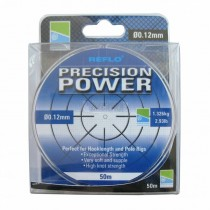 Preston - Reflo Precision Power 0.14 mm / 50 m